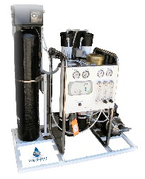 fully to fit your water skid mount whole house reverse osmosis water filtration system