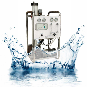Sea Water Drinking Water Systems - Salt Water Desalination - Sea