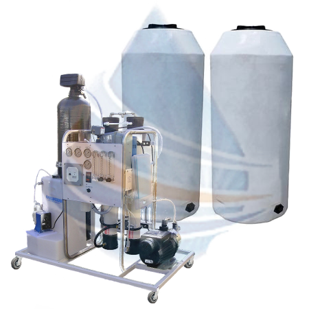 Commercial Water Purification Packages Usp Ultra Pure